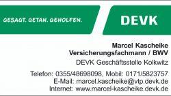 Logo Marcel Kascheike